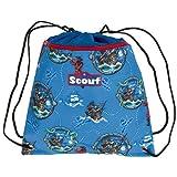 Scout 25110165700 Borsa Sportiva, 11 litri, Blu