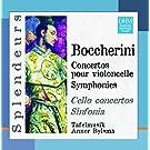 DHM Splendeurs: Boccherini: Concertos Violoncelle by Anner Bylsma