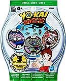 Bustina contenente 3 dischetti da inserire nell'orologio yokai