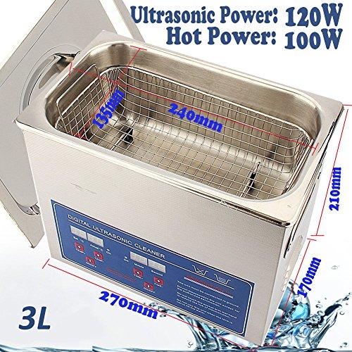 Yosoo Yosoo-Ultraschallreinigungsgerät