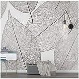 Texture côtelée papier peint murale papier peint personnalisé moderne minimaliste salon chambre fond papier peint murale Home Decor