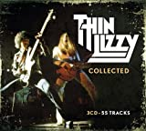 (3CD) 2012 remastered collection of 55 Thin Lizzy classics including 'The Boys Are Back In Town', 'Jailbreak', 'Rosalie', 'Sarah', 'Whiskey In The Jar' & more!