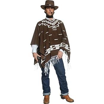 Costume Poncho Messicano marrone 50e7c4b0826d
