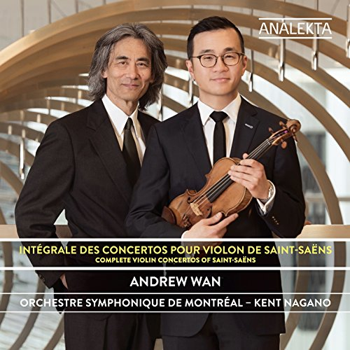 Saint-Saëns: Complete Violin Concertos (Mp3 Saint Saens Violin Concerto)