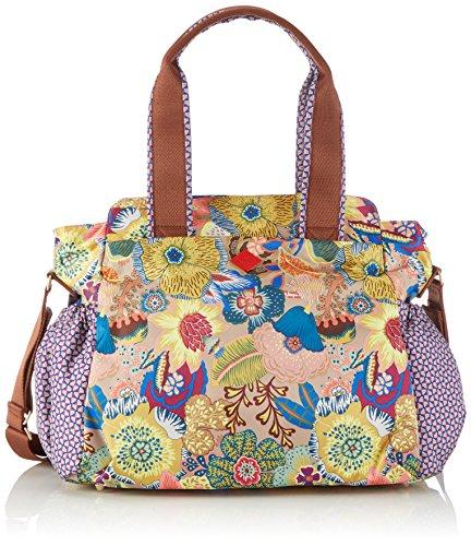 Oilily Oilily Baby Bag, Sacs bandoulière Multicolore (Nougat 832)