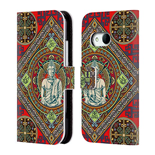 head-case-designs-buddha-tibetan-pattern-leather-book-wallet-case-cover-for-htc-one-mini-2