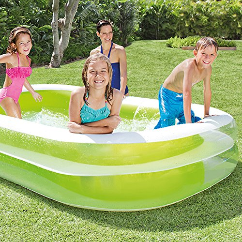 Schwimmbecken aufblasbar – Intex – 56483EP - 2