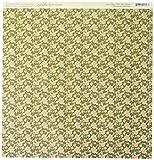 Graphic 45Come Away with Me Cosmopolitan de voyage papier scrapbooking, Lot de 10, multicolore