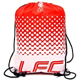 Liverpool FC–Sacca sportiva Sacchetto Bag borsa sportiva Sport Gymbag sacco zaino calcio