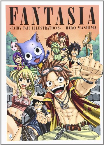 Fantasia. Fairy tail illustrations. Ediz. illustrata