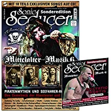 Sonic Seducer Sonderedition Mittelalter-Musik 6 + CD mit 18 teils exklusiven Songs, Bands: Ye Banished Privateers (Titel), In Extremo, Saltatio Mortis, Subway To Sally, Faun u.v.m.