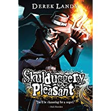 Scepter of the Ancients (Skulduggery Pleasant - book 1)