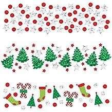 Amscan International 360144 34 g Christmas Confetti Value Pack
