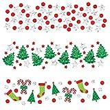 Amscan International–360144coriandoli Natale 34g Confezione