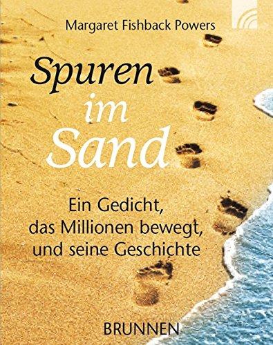 Spuren im Sand. Miniaturausgabe. Ein Gedicht, das Millionen bewegt, und seine Geschichte