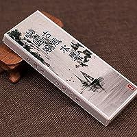 MEICHEN-Segnalibro in box retrò classico Han Inchiostro Cinese Pittura poesia letterario-e-ink pittura cancelleria carta regali - Antico Poesia Libri