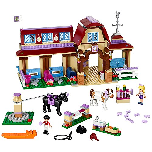 LEGO Friends 41126 Heartlake Riding Club Building Kit (575 Piece) by LEGO