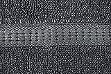 Utopia Towels Cotton 600 GSM Washcloths - 12 Pack, Dark Grey, 30 x 30 cm Extra Soft Wash Cloths