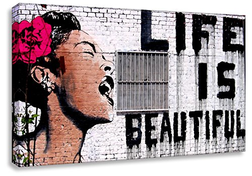 Kunstbruder 'Impresión quot;Banksy Graffiti-de