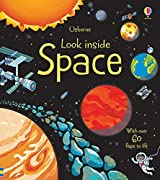 Look Inside: Space (Look Inside) (Look Inside Board Books)