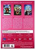 Disneys Princess: Moana / Tangled / Frozen [3DVD] (English audio. English subtitles)