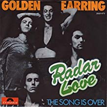 "(VINYL 7"") Radar Love / The Song Is Over"