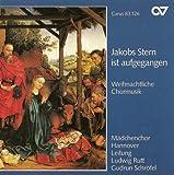 Jakobs Stern ist aufgegangen, Op. 50: Es begab sich - Das Kind in der Krippe (Alto, Chorus)