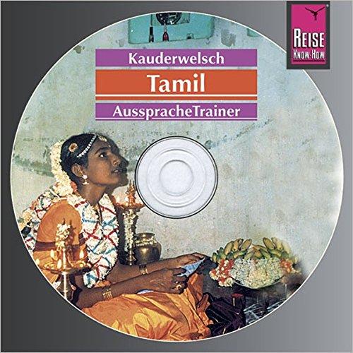 Tamil Kauderwelsch AusspracheTrainer. CD.