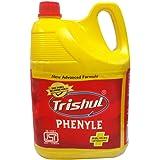 Trishul Black phenyl Disinfectant Floor & Surface Cleaner-5 Ltr
