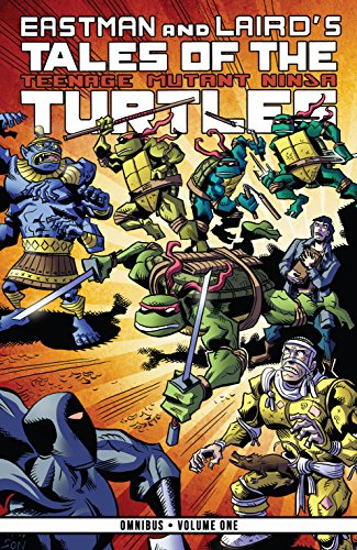 Tales of the Teenage Mutant Ninja Turtles Omnibus Vol. 1 (Teenage Mutant Ninja Turtles: Tales of the TMNT) (English Edition)