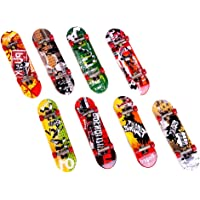 PATPAT® 1Pc Mini Skateboard Finger Board Skate Boarding Kit