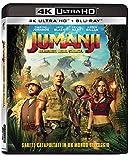 Jumanji: Benvenuti nella Giungla (Blu-Ray 4K UltraHD + Blu-Ray) () (2 Blu Ray)