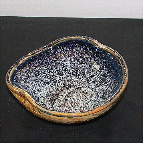 Keramische Hochtemperatur Farbe brennofen Glasur home handgefertigte Keramik Aschenbecher