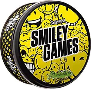 Asmodée Smiley Games, cmsg01fr, Juego de salón