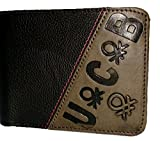 A1 Bags UCB Hard Leatherite Wallet