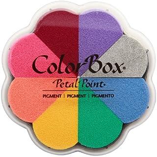 ColorBox Enchantment Pigment Petal Point Option Pad in 8 Colors, Multi-Colour
