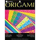 Unbekannt Yasutomo Fold 'EMS Origami Papier (20Pack), 14,9cm Punkte mit Perlglanz-Farben