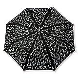 Mini umbrella G-clef black - GIFT