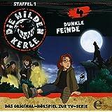 (4)Original Hörspiel Z.TV-Serie-Dunkle Feinde