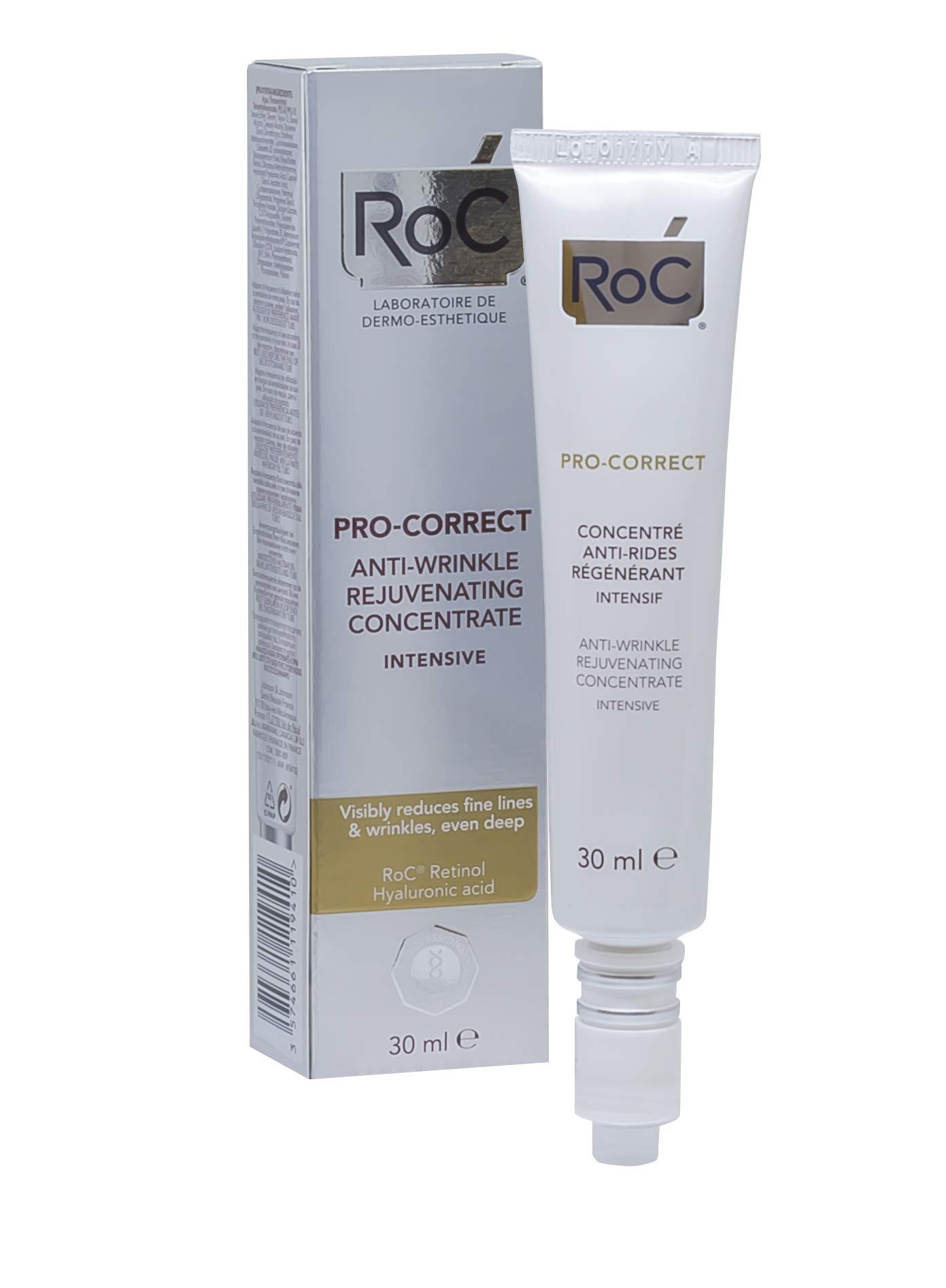 ROC Pro Correct Concentrado – Anti Arrugas Rejuvenecedor Intensivo, 30 ml