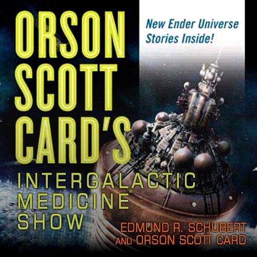 Orson Scott Card's Intergalactic Medicine Show  Audiolibri