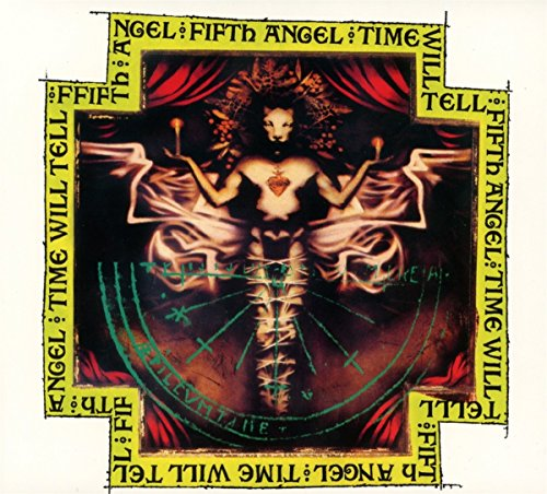 Fifth Angel: Time Will Tell (Audio CD)