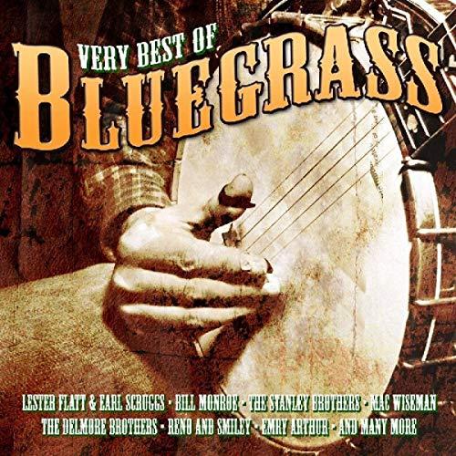 Very Best of Bluegrass-3cd