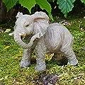 Deko Figur Elefant Afrika Dekoration Elefantenfigur Wildlife Animals Africa IM3800A von IMTAI auf Du und dein Garten