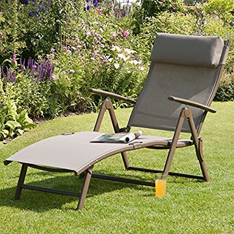 Pair Of Havana Sun Loungers