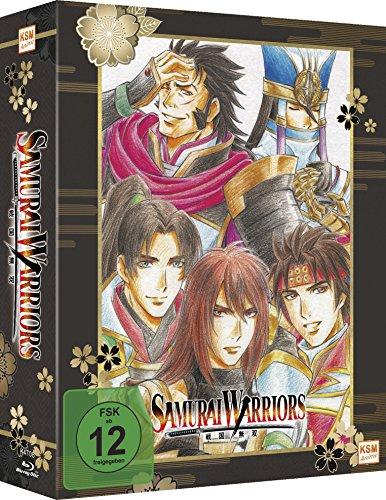 Samurai Warriors (Episode 01-06 im Sammelschuber) (Blu-ray)