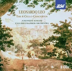 6 Cello Concertos, The (Gonley, Eco, Knight)