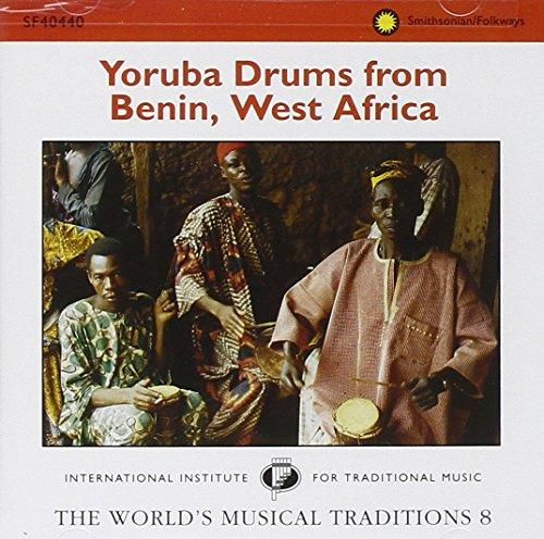 Yoruba Drums from Benin,W-Afr