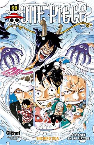 One piece (68) : Alliance entre pirates