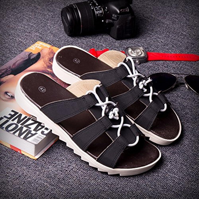 xing lin cravatta da uomo estate pantofole Trend sandali infradito sandali pantofole estate moda nuove pantofole spiaggia scarpe...  Parent 607a14